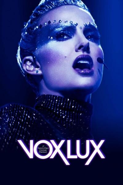 Caratula, cartel, poster o portada de Vox Lux