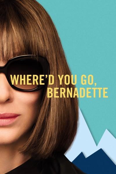 Caratula, cartel, poster o portada de ¿Dónde estás, Bernadette?