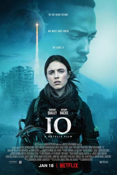 Caratula, cartel, poster o portada de IO