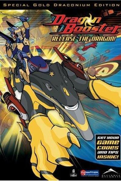 Caratula, cartel, poster o portada de Dragon Booster