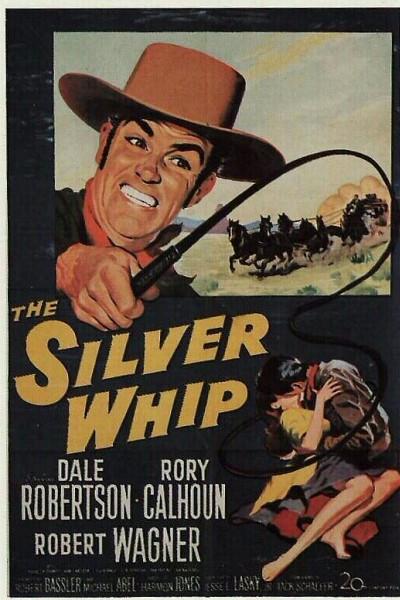 Caratula, cartel, poster o portada de The Silver Whip