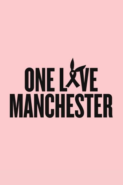 Caratula, cartel, poster o portada de One Love Manchester