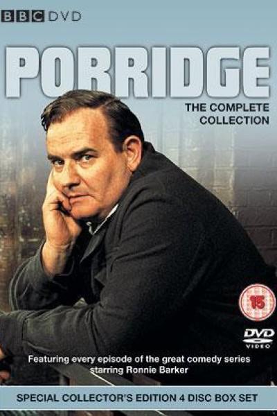 Caratula, cartel, poster o portada de Porridge