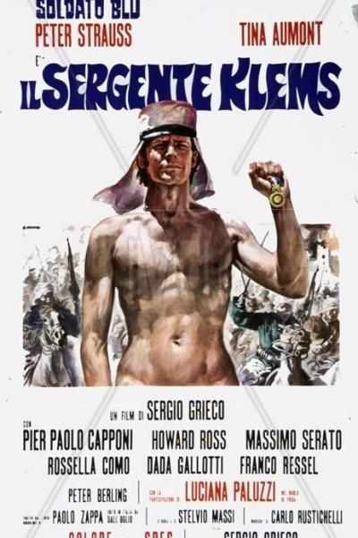 Caratula, cartel, poster o portada de Sargento Klems