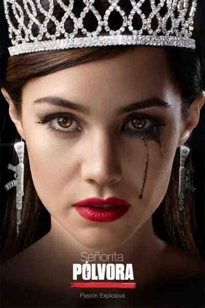 Caratula, cartel, poster o portada de Señorita Pólvora