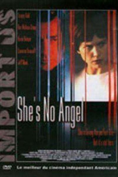 Caratula, cartel, poster o portada de Ella no es un ángel