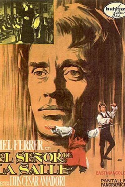 Caratula, cartel, poster o portada de El señor de La Salle
