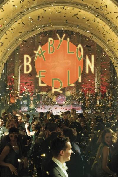 Caratula, cartel, poster o portada de Babylon Berlin