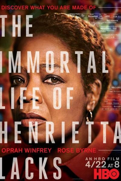 Caratula, cartel, poster o portada de The Immortal Life of Henrietta Lacks