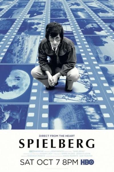 Caratula, cartel, poster o portada de Spielberg