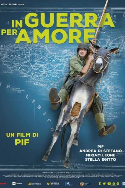 Caratula, cartel, poster o portada de Amor a la siciliana