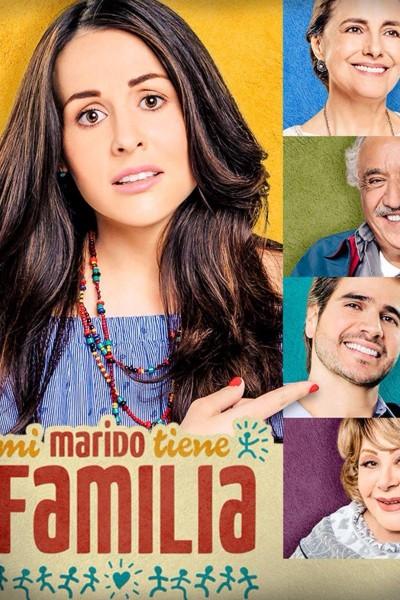 Caratula, cartel, poster o portada de Mi marido tiene familia