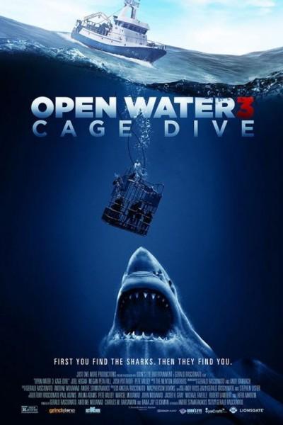 Caratula, cartel, poster o portada de Open Water: Inmersión extrema