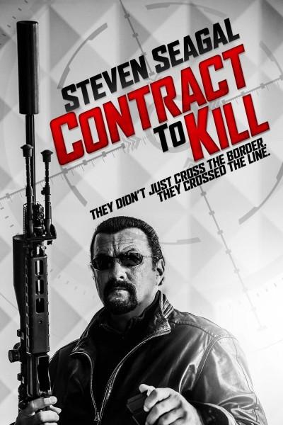 Caratula, cartel, poster o portada de Contratado para matar