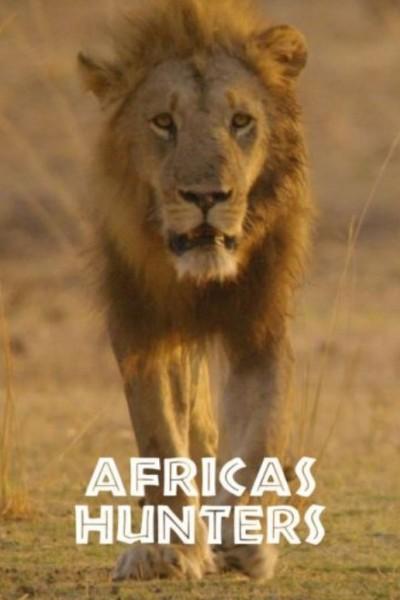 Caratula, cartel, poster o portada de Cazadores de África