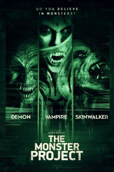 Caratula, cartel, poster o portada de The Monster Project