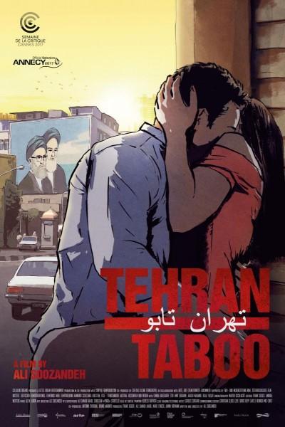 Caratula, cartel, poster o portada de Tehran Taboo