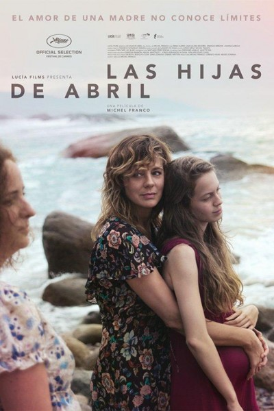 Caratula, cartel, poster o portada de Las hijas de Abril