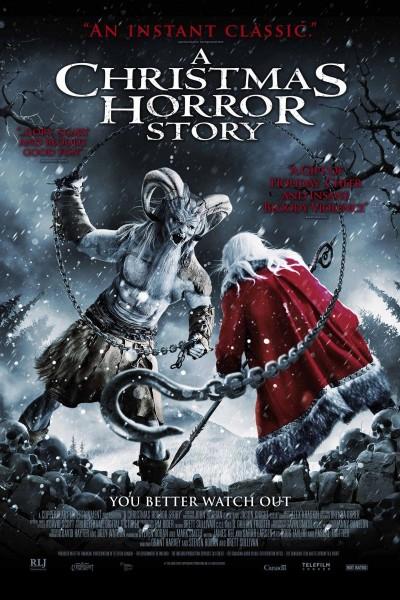 Caratula, cartel, poster o portada de A Christmas Horror Story