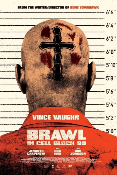 Caratula, cartel, poster o portada de Brawl in Cell Block 99