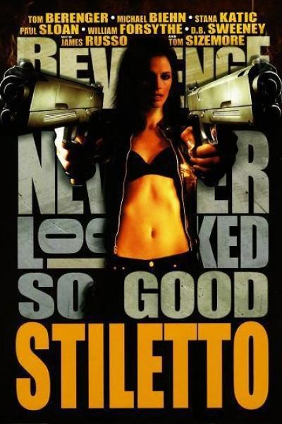 Caratula, cartel, poster o portada de Stiletto