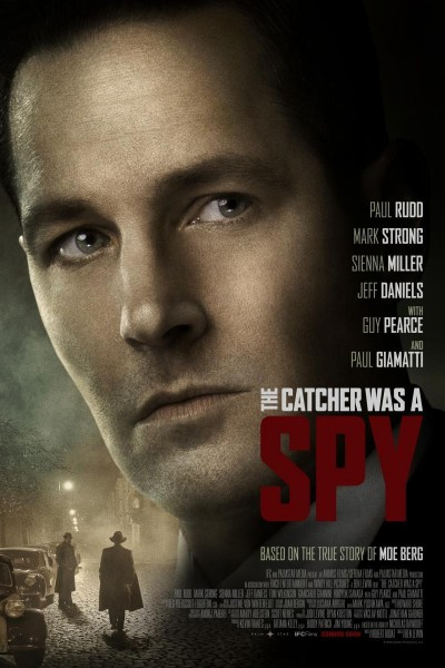 Caratula, cartel, poster o portada de The Catcher Was a Spy