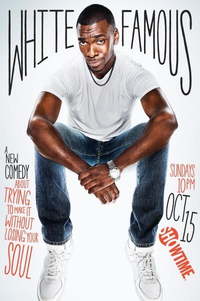 Caratula, cartel, poster o portada de White Famous