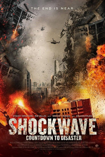 Caratula, cartel, poster o portada de Shockwave: Arma letal