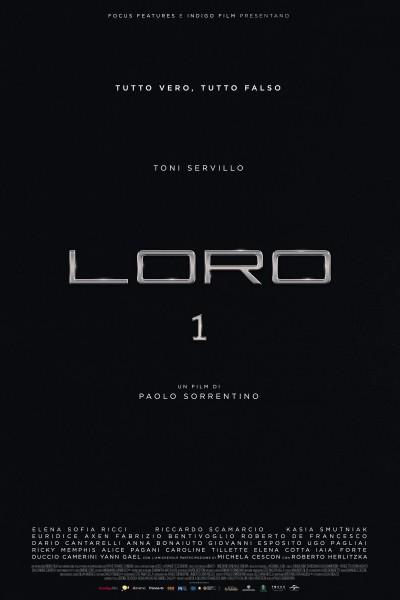 Caratula, cartel, poster o portada de Loro 1