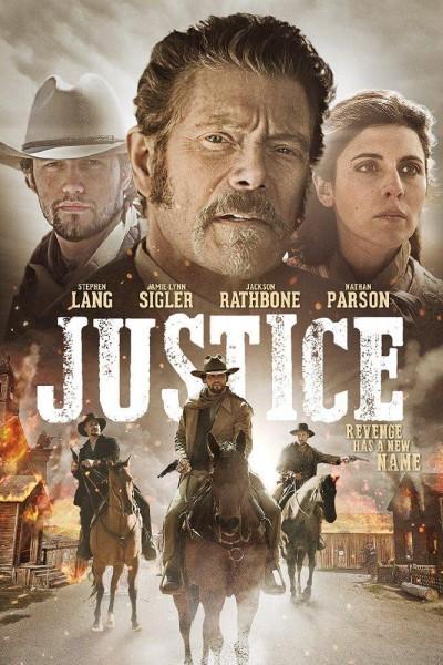 Caratula, cartel, poster o portada de Justice