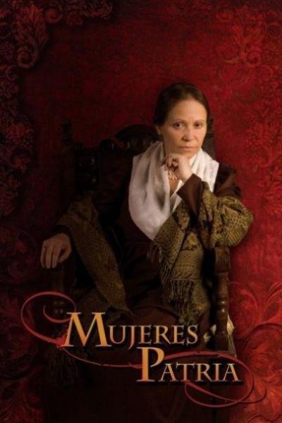 Caratula, cartel, poster o portada de Mujeres patria
