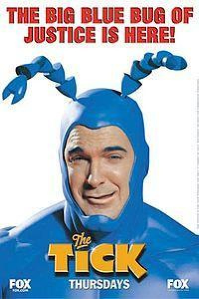 Caratula, cartel, poster o portada de The Tick