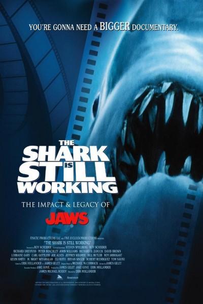 """Caratula, cartel, poster o portada de El tiburón aún funciona: el impacto y legado de \""""Tiburón\"""""""