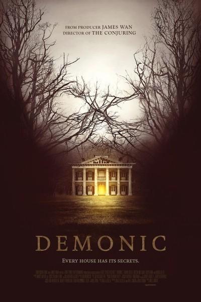 Caratula, cartel, poster o portada de Demonic