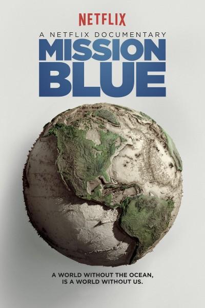 Caratula, cartel, poster o portada de Mission Blue
