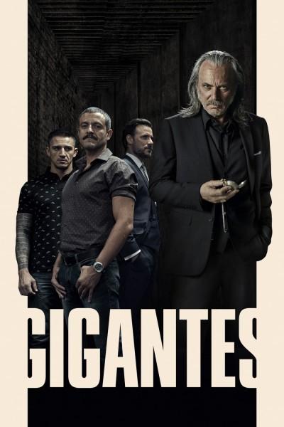 Caratula, cartel, poster o portada de Gigantes