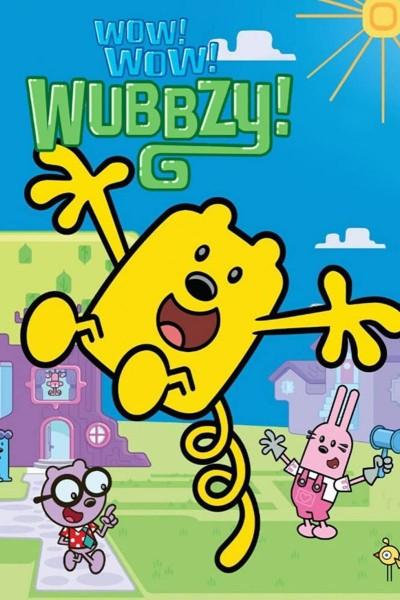 Caratula, cartel, poster o portada de Wow! Wow! Wubbzy!