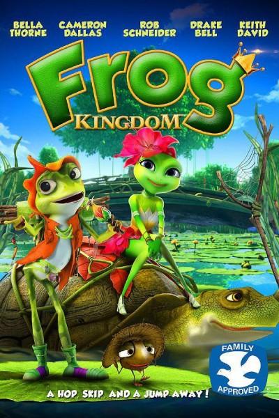 Caratula, cartel, poster o portada de El reino de las ranas