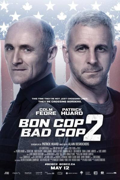 Caratula, cartel, poster o portada de Bon Cop Bad Cop 2
