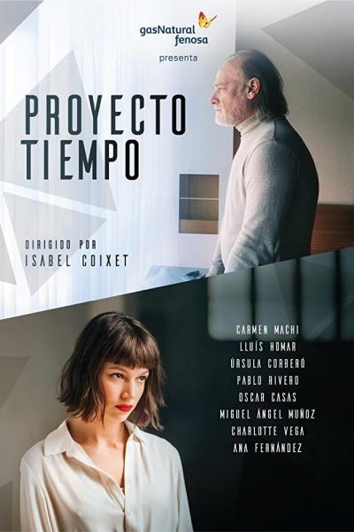 Caratula, cartel, poster o portada de Proyecto Tiempo