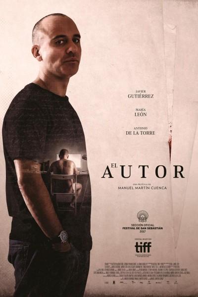 Caratula, cartel, poster o portada de El autor