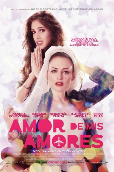 Caratula, cartel, poster o portada de Amor de mis amores