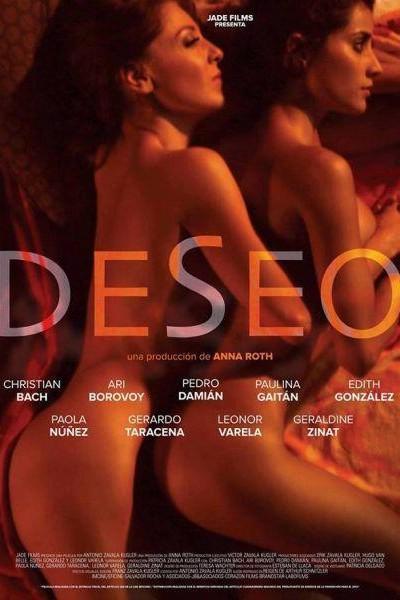 Caratula, cartel, poster o portada de Deseo