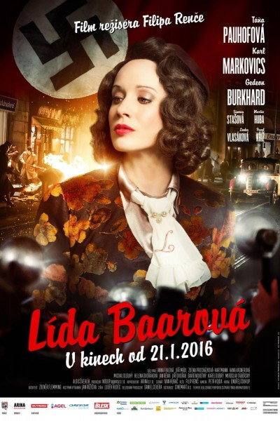 Caratula, cartel, poster o portada de Lída Baarová
