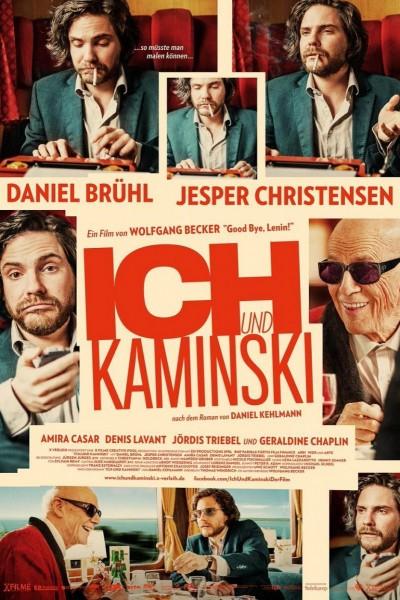 Caratula, cartel, poster o portada de Yo y Kaminski
