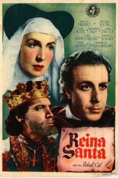 Caratula, cartel, poster o portada de Reina santa