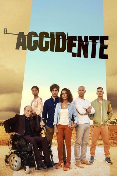 Caratula, cartel, poster o portada de El accidente