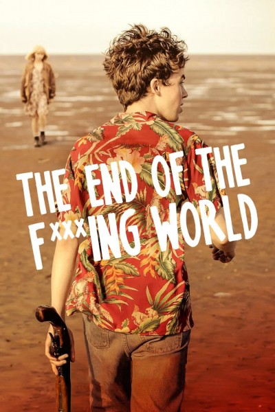 Caratula, cartel, poster o portada de The End Of The F***ing World