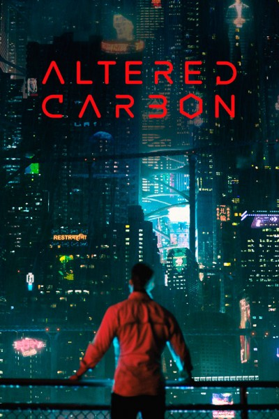 Caratula, cartel, poster o portada de Altered Carbon