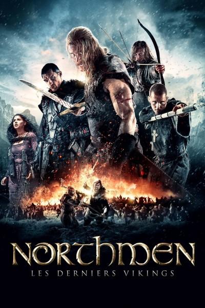 Caratula, cartel, poster o portada de Northmen: Los vikingos